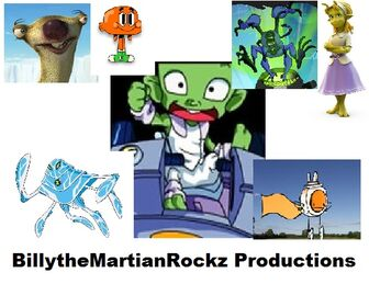 BillytheMartianRockz Productions