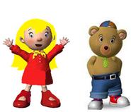 Mary and Master tubby bear