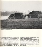 Gammer ved Finnfjordvatnet 1914