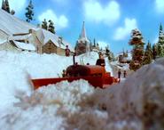 Terence snowplough