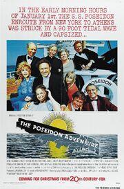1972 - The Poseidon Adventure Movie Poster
