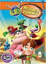 Atomic Tommy DVD