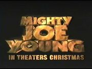Mighty Joe Young Theatrical Teaser Trailer
