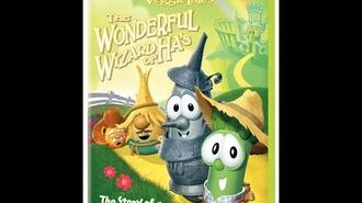 Opening To Veggietales The Wonderful Wizard Of Ha's 2007 DVD (Warner Home Video Print)