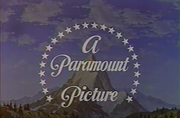 A Paramount Picture Logo