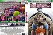 HOTEL TRANSYLVANIA 2 - 2015 DVD