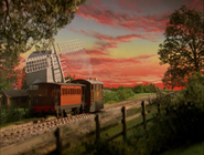 Henrietta in Thomas And The Magic Railroad