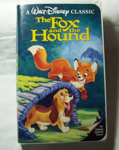 File:The Fox And The Hound VHS.jpg