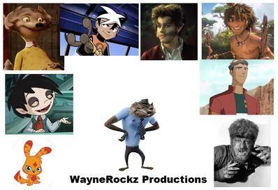 WayneRockz Productions
