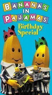 Bananas in pajamas birthday special vhs