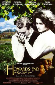 1992 - Howards End Movie Poster