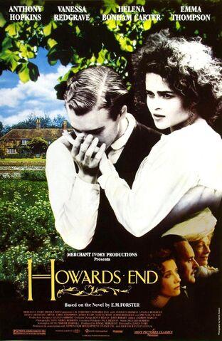 File:1992 - Howards End Movie Poster.jpg