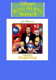 Jim Henson - A Sesame Street Celebration Cover