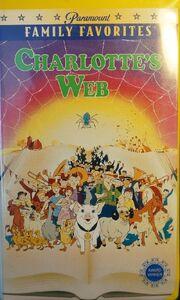 Charlotte's Web VHS