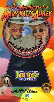 The Adventures of Mary Kate And Ashley VHS 6
