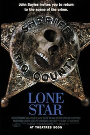 1996 - Lone Star Movie Poster