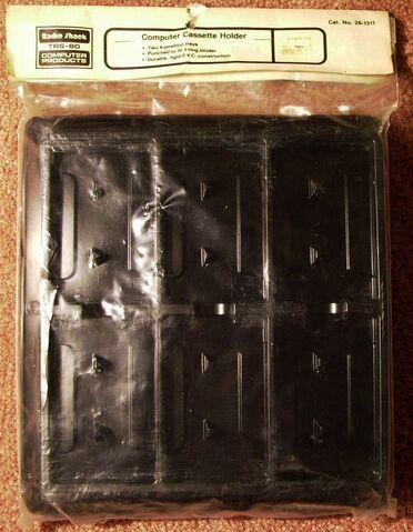 File:26-1311 Computer Cassette Holder (white label).JPG