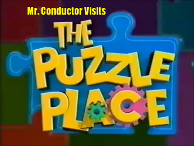 Mr. Conductor Visits The Puzzle Place title