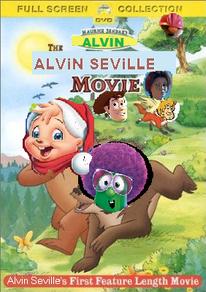 The Alvin Seville Movie DVD