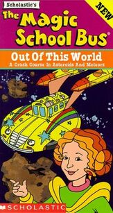 The magic school bus out of this world vhs