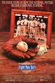 1988 - Eight Men Out Movie Poster