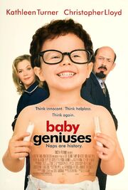 1999 - Baby Geniuses Movie Poster