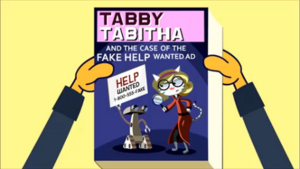FETCH with Ruff Ruffman - Tabby Tabitha and the Case Of the Fake Help Wanted Ad
