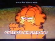 Garfield from Garfield and Friends Promo
