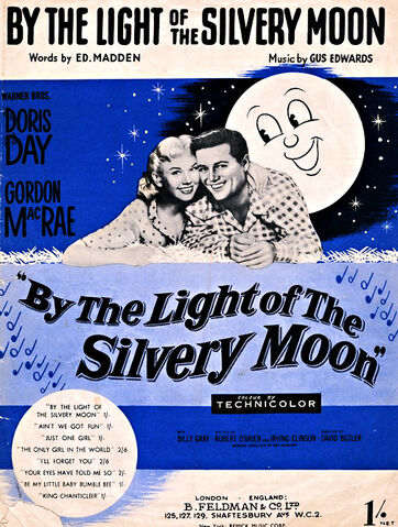File:1953 - By the Light of the Silvery Moon Movie Poster.jpg
