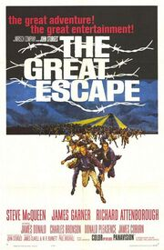 1963 - The Great Escape Movie Poster