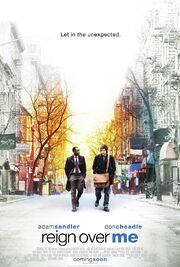 2007 - Reign Over Me Movie Poster