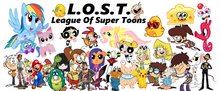 LOST (League of Super Toons)