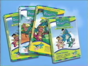 Dragon Tales VHS and DVD Promo 1