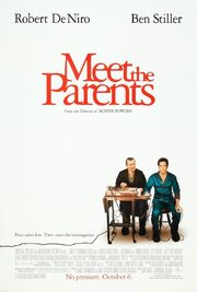 2000 - Meet the Parents Movie Poster