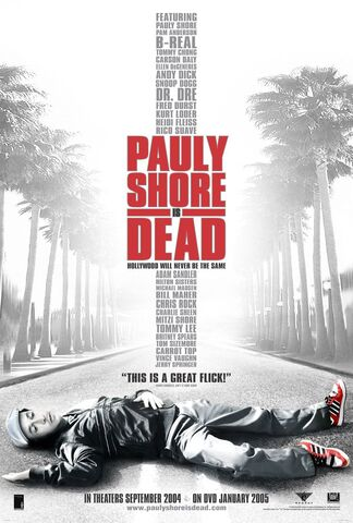 File:2004 - Pauly Shore is Dead Movie Poster.jpg