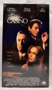 Casino VHS