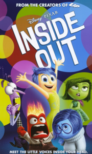 Inside Out 1998 VHS