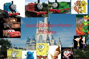 ZackLEGOHarryPotter Pictures