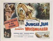 1948 - Jungle Jim Movie Poster