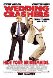 2005 - Wedding Crashers Movie Poster