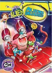 Pet Alien, Aliens Unleashed DVD