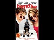 Big Fat Liar VHS