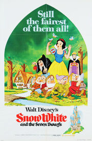 Snow White & The Seven Dwarves (1937) 1975 Re-Release