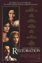 1995 - Restoration Movie Poster