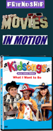 Friendship At The Movies In Motion - Kidsongs What I Want To Be