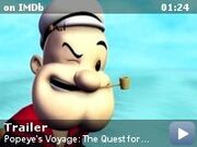 Popeye's Voyage The Quest for Pappy Trailer