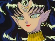 Queen Nehelenia's Face