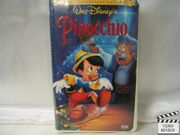 Pinocchio 1999 VHS