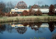 Medfield MA 10-27-89 SB RS1 along pond