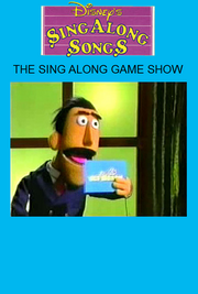 The Sing Along Game Show Cover
